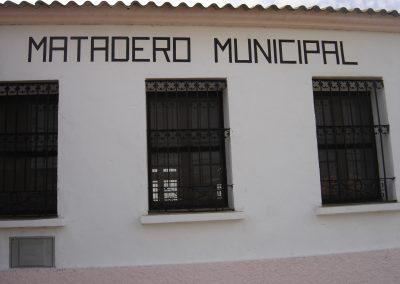 Matadero Municipal