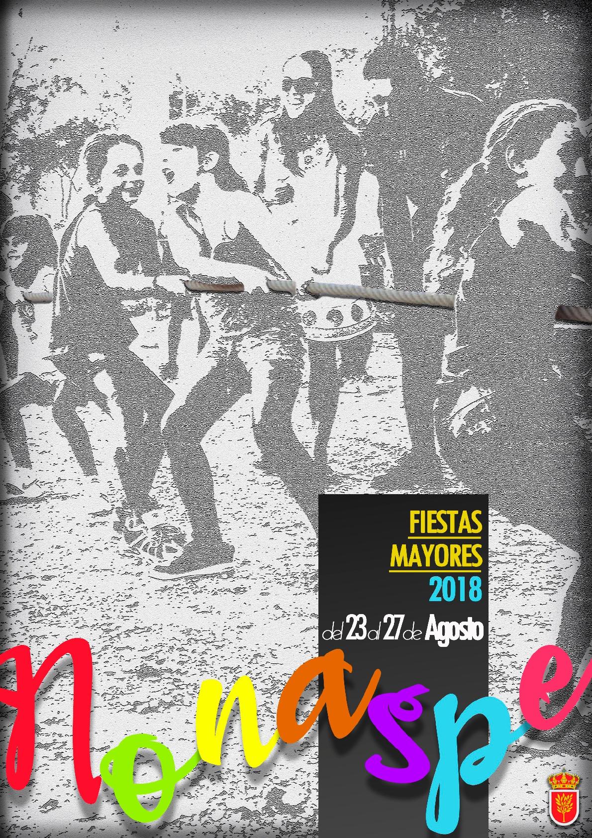Programa Oficial Fiestas Mayores Nonaspe 2018