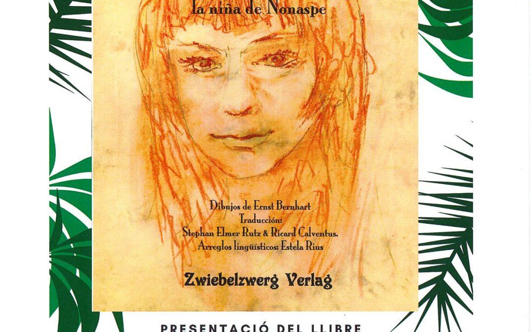 Presentación del libro «Magarí, la niña de Nonaspe»