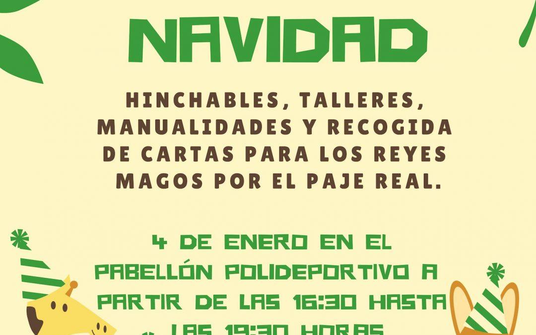 PARQUE DE NAVIDAD 2018/2019